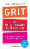 GRIT - Die neue Formel zum Erfolg (eBook, ePUB)