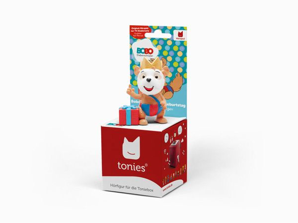 Tonie - Bobo feiert Kindergeburtstag
