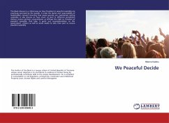 9783330006003 - Kalebu, Mkama: We Peaceful Decide - Buch