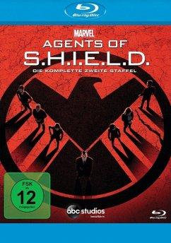 Agents of S.H.I.E.L.D. - Die komplette zweite Staffel Bluray Box