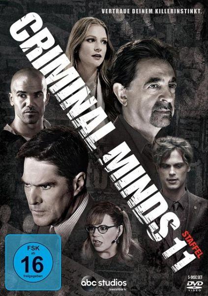 Criminal Minds Staffel 11
