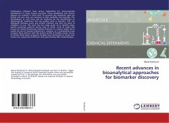 9783330006737 - Kardoush, Manal: Recent advances in bioanalytical approaches for biomarker discovery - Buch