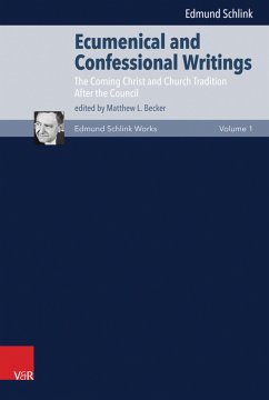 Ecumenical and Confessional Writings (eBook, PDF) - Schlink, Edmund