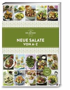 Neue Salate von A-Z - Dr. Oetker