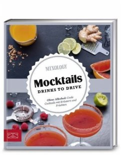 Mocktails. Drinks to drive - Mixology