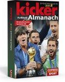 Kicker Fußball-Almanach 2018