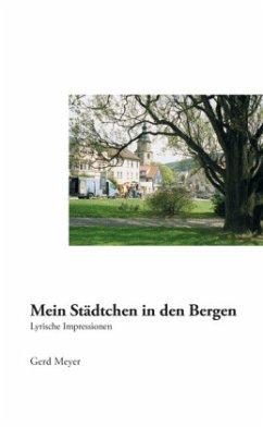Mein Städtchen in den Bergen - Meyer, Gerd