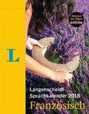 Langenscheidt Sprachkalender 2018 Französisch Abreißkalender