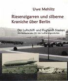 Riesenzigarren und silberne Kraniche über Berlin (eBook, ePUB)