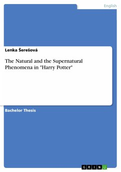 The Natural and the Supernatural Phenomena in