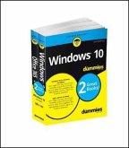 Windows 10 & Office 365 for Dummies, Book + Video Bundle