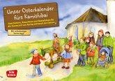 Unser Osterkalender fürs Kamishibai / Bilderbuchgeschichten Bd.24