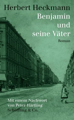 Benjamin und seine Väter (eBook, ePUB) - Heckmann, Herbert