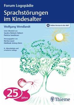 Sprachstörungen im Kindesalter (eBook, PDF)