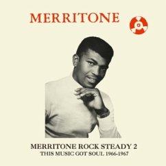 Merritone Rock Steady 2: This Music Got Soul (2lp) (Vinyl)