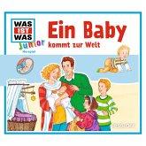 Ein Baby kommt zur Welt / Was ist was junior Bd.16 (MP3-Download)