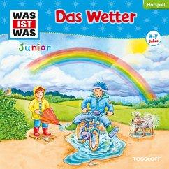 Das Wetter / Was ist was junior Bd.18 (MP3-Download) - Buse, Butz; Morlinghaus, Marcus