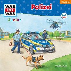 Polizei / Was ist was junior Bd.9 (MP3-Download) - Habersack, Charlotte
