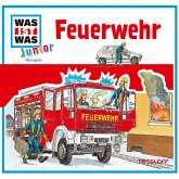 Feuerwehr / Was ist was junior Bd.4 (MP3-Download)