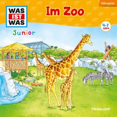 Im Zoo / Was ist was junior Bd.22 (MP3-Download) - Buse, Butz; Morlinghaus, Marcus