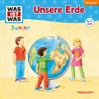 Unsere Erde / Was ist was junior Bd.10 (MP3-Download)