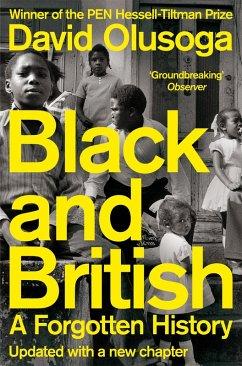 Black and British (eBook, ePUB) - Olusoga, David