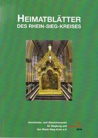 Heimatblätter des Rhein-Sieg-Kreises