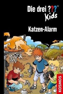 Die drei ??? Kids. Katzen-Alarm (drei Fragezeic...
