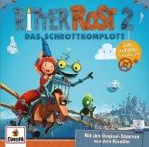 Ritter Rost 2 - Das Schrottkomplott, Audio-CD