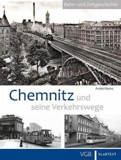 Chemnitz und seine Verkehrswege