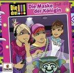 Die Maske der Königin / Die drei Ausrufezeichen Bd.48 (Audio-CD)