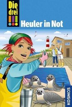 Heuler in Not / Die drei Ausrufezeichen Bd.65 - Vogel, Maja von