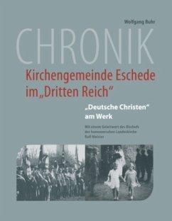 """Chronik der Kirchengemeinde Eschede im """"Dritten Reich"""""""