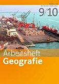 Arbeitshefte Geografie 9/10. Arbeitsheft. Berlin und Brandenburg