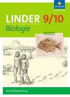 LINDER Biologie SI 9 / 10. Schülerband. Berlin und Brandenburg