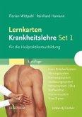 Lernkarten Krankheitslehre Set 1 für die Heilpraktikerausbildung