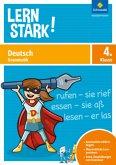 LERNSTARK - Fit in der Grundschule. Deutsch Grammatik 4: Lern- und Übungsbuch