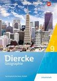 Diercke Geographie 9. Arbeitsheft. Gymnasien. Sachsen-Anhalt