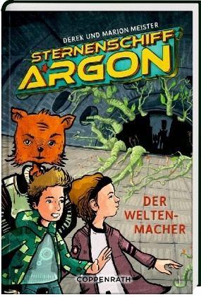Buch-Reihe Sternenschiff Argon
