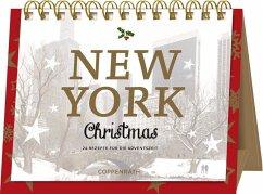 Advents-Aufstellkalender - New York Christmas - Nieschlag, Lisa; Wentrup, Lars; Strüver, Christin