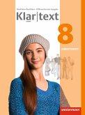 Klartext 8. Arbeitsheft. Differenzierende Ausgabe. Nordrhein-Westfalen