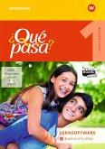 Lernsoftware, 1 CD-ROM (Einzelplatzlizenz) / Qué pasa? Nueva edición (Ausgabe 2016) Bd.1