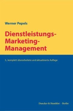 Dienstleistungs-Marketing-Management