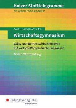 Holzer Stofftelegramme Wirtschaftsgymnasium. Au...