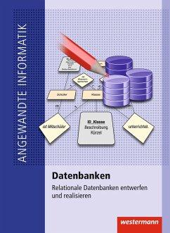 Datenbanken. Schülerband - Janßen, Volker