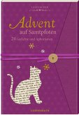 Briefbuch - Advent auf Samtpfoten