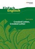 Crooked Letter, Crooked Letter. EinFach Englisch Unterrichtsmodelle
