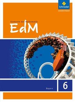 Elemente der Mathematik 6. Schülerband. Bayern