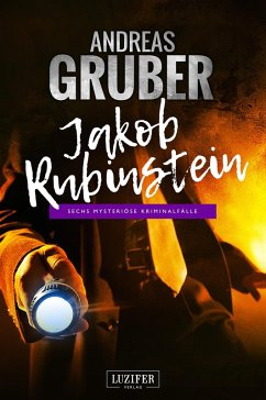 JAKOB RUBINSTEIN (eBook, ePUB) - Gruber, Andreas