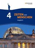 Zeiten und Menschen N 4. Schülerband. Geschichtswerk. Gymnasium (G9). Niedersachsen